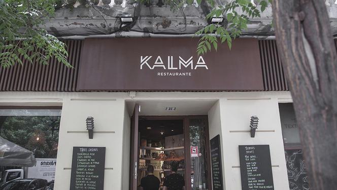 Entrada - Kalma by Pare Pere, Valencia
