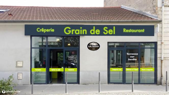 Devanture - Grain de Sel, Lyon