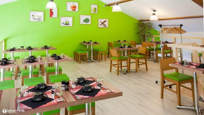 Salle du restaurant - Grain de Sel, Lyon