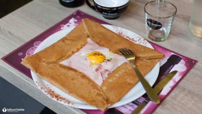 Suggestion de plat - Grain de Sel, Lyon
