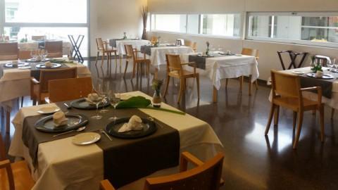INS Escola d'Hoteleria i Turisme de Barcelona - Restaurant Pedagògic (Menú Degus, Barcelona