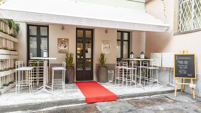 Entrata - Lostricheria, Bergamo