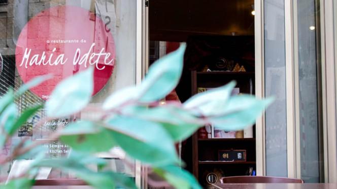 Entrada - O Restaurante da Maria Odete, Porto