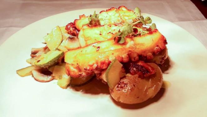 Sugestão do chef - O Restaurante da Maria Odete, Porto