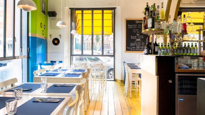Il ristorante - Tiger Tandoori, Rome