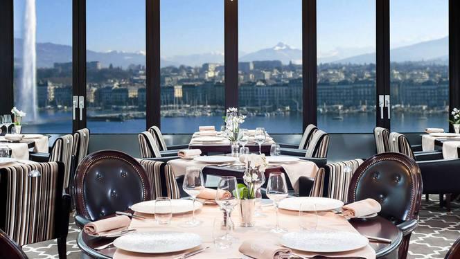 Vue - Hotel d'Angleterre - Windows, Genève