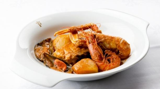Suquet de peix - Restaurante Parador de Aiguablava, Begur