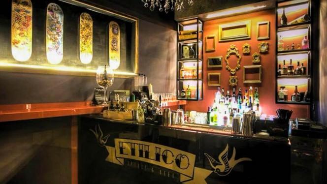 bar - Etilico, Rome
