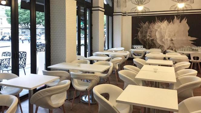 Salle du restaurant - L'Inédit, Lyon