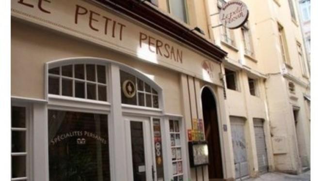 devanture - Le Petit Persan, Lyon