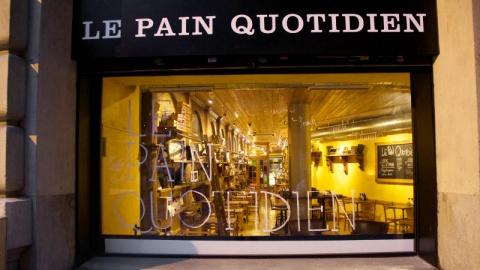 Le Pain Quotidien Diagonal, Barcelona