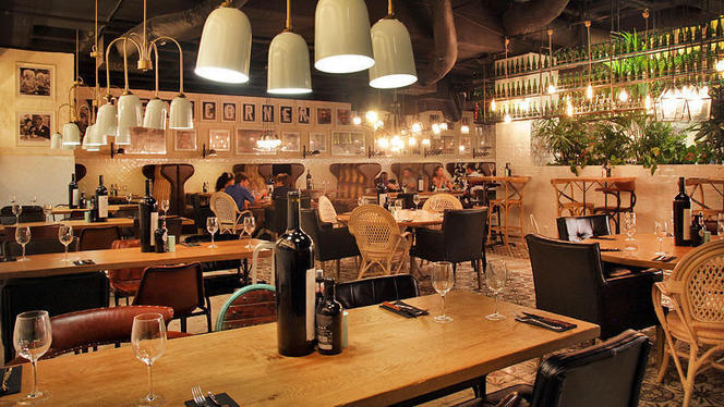 vista interior - Meat Corner, Barcelona