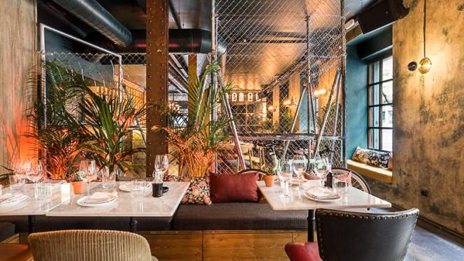 Vista sala - Noname Bar, Madrid