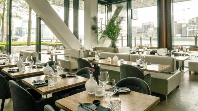 Het restaurant - Ono Japanese Fusion Dining, Rotterdam