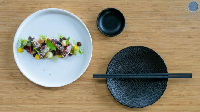 Specialiteit van de chef - Ono Japanese Fusion Dining, Rotterdam