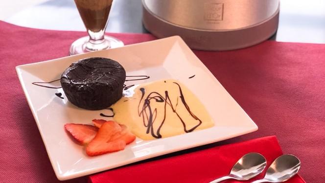 Suggestion de dessert - Drizia  Miremont, Genève