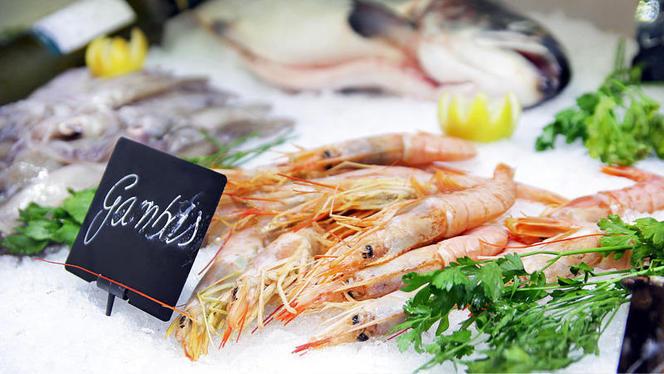sugerencia productos - Fish Corner, Barcelona