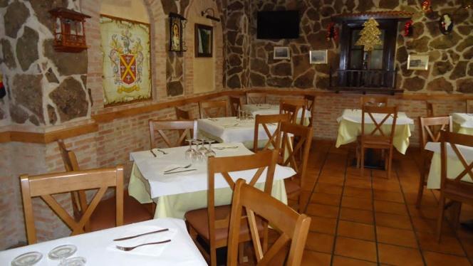 Vista comedor - Las 3 RRR, Madrid