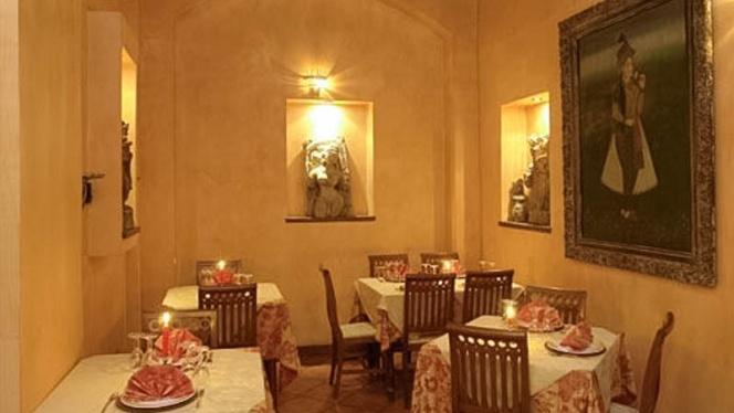 sala - Ristorante Indiano Gandhi, Turin