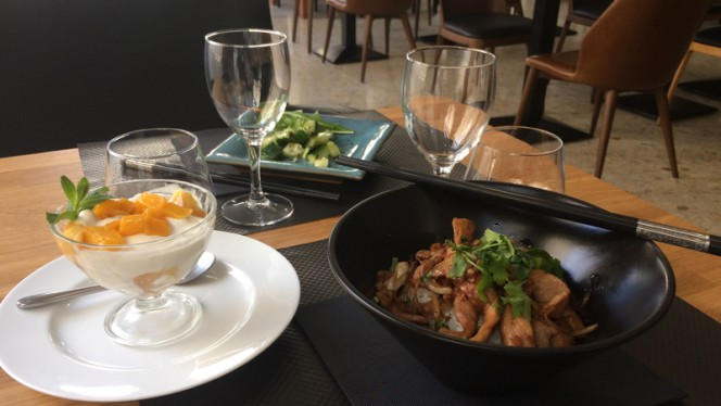 suggestion du chef - Maori, Lyon