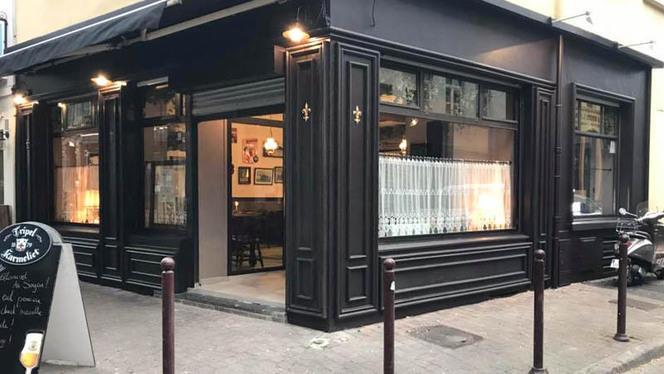 Extérieur - Estaminet Au Soyeux, Lille
