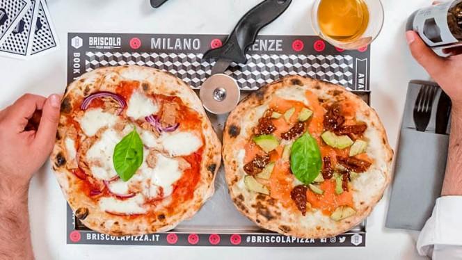 Suggerimento dello chef - Briscola Pizza Society - Porta Nuova, Milan