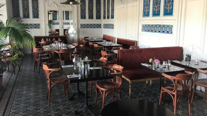 Salle du restaurant - La Belle Epoque, Bordeaux