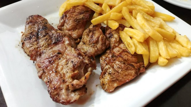 Sugerencia de plato - Bar los Segovianos, Merida
