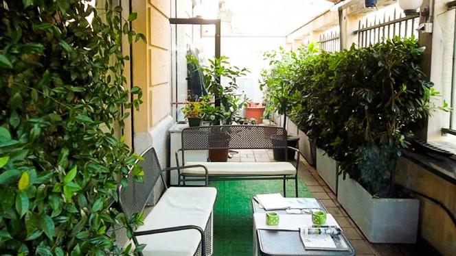 La entrata - Trattoria Arrow's, Milan