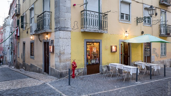 entrada - Tasca do Manel, Lisboa