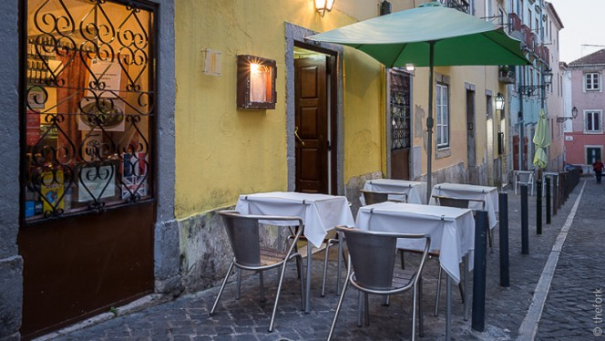 esplanada - Tasca do Manel, Lisbon