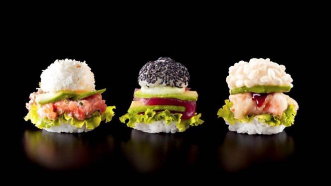 Uramaki special - Shi's Feelin' Food, Milano