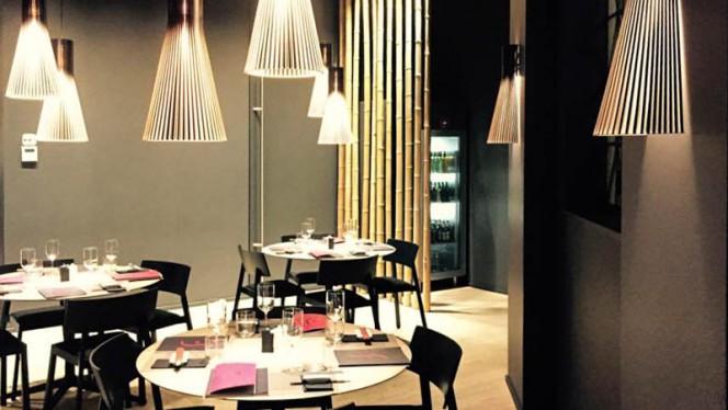 Vista sala - Shi's Feelin' Food, Milano