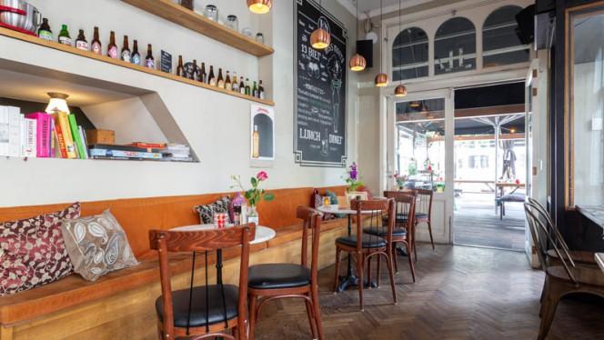 Het restaurant - Knus Amsterdam, Amsterdam