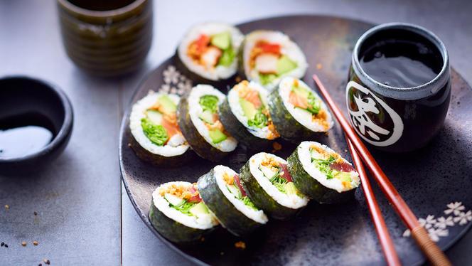 Big Roll Assortiment - Eat Sushi, Villeneuve-d'Ascq