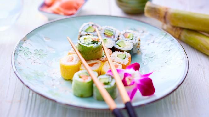 Menu Ciel - Eat Sushi, Villeneuve-d'Ascq