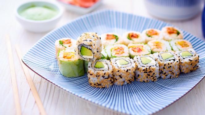 Menu Veggie - Eat Sushi, Villeneuve-d'Ascq