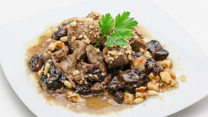 Sugerencia del chef - Valerio, Getafe