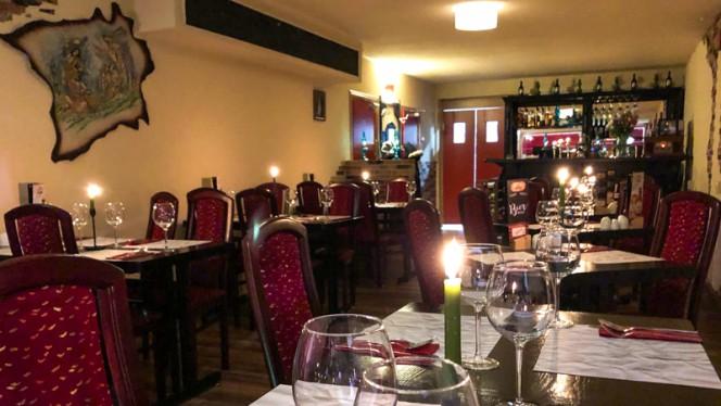 Salon - Restaurant Setare, Den Haag