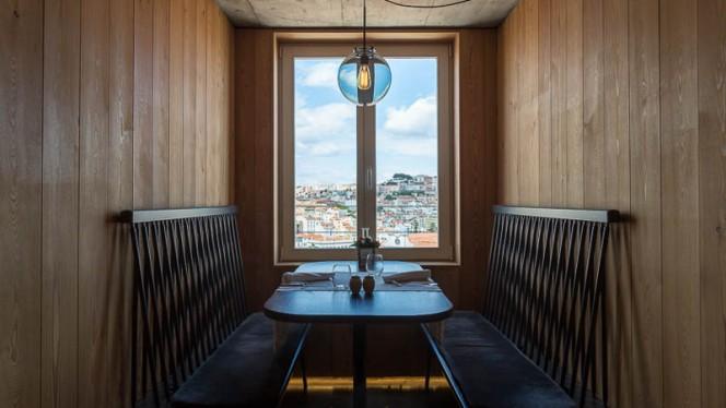 Nicho - Mensagem - Restaurante e Bar Panorâmico, Lisbon