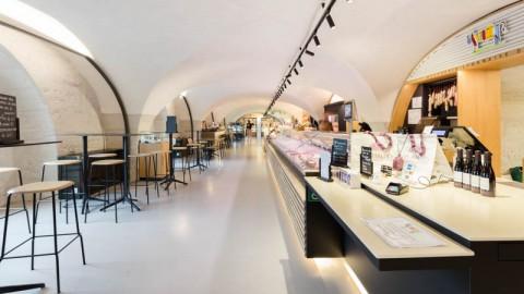Boucherie Trolliet Grand Hotel Dieu, Lyon