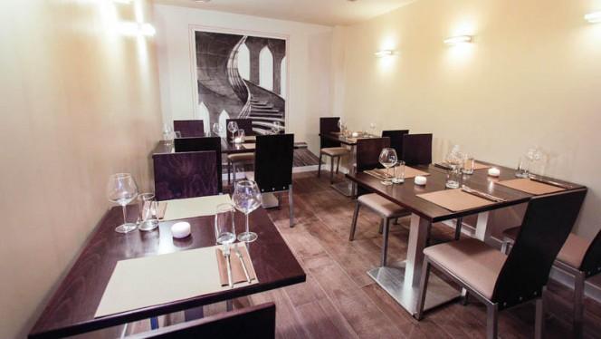 Local restaurante - LeGourmand, Madrid