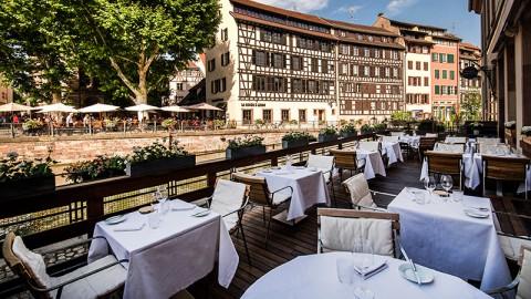 Le Pont Tournant - Hôtel Régent Petite France, Strasbourg
