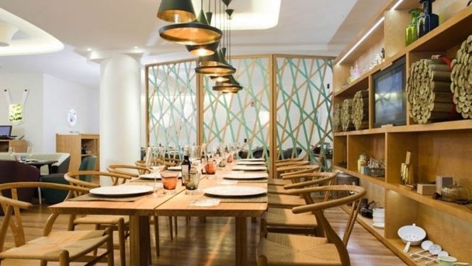 Vista sala - Poncelet Cheese Bar Madrid, Madrid