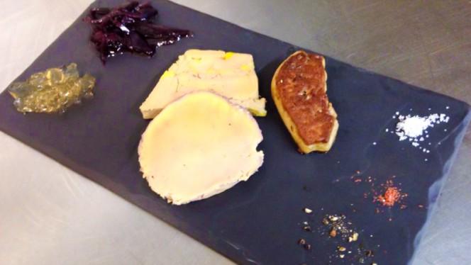 Suggestion de plat - Auberge de la Nachtweid, Ostwald