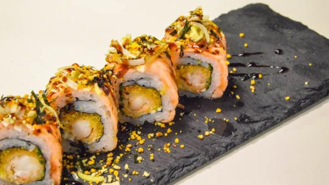 sugestão do chef - Edo Sushi Lumiar, Lisboa