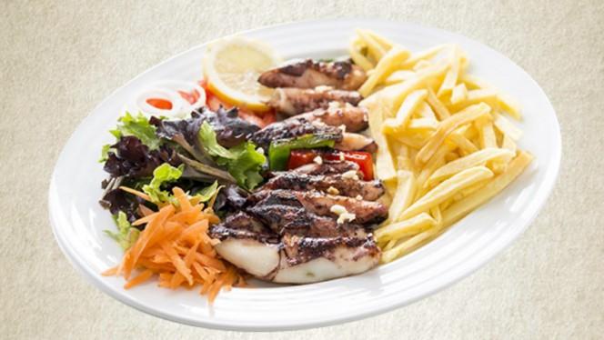 Sugestão prato - Barcarola - Alameda, Porto