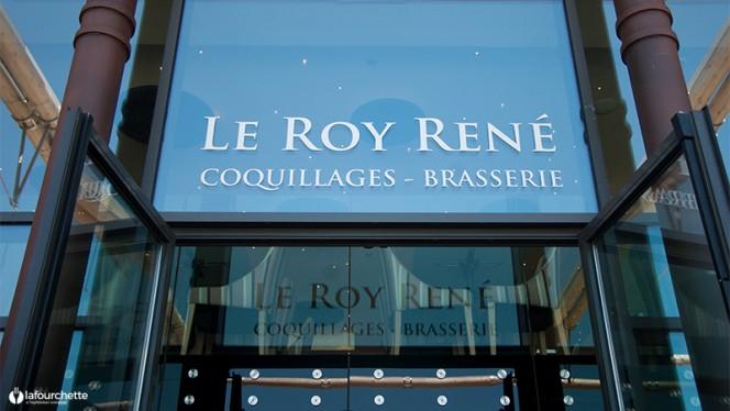 Devanture - Le Roy René, Marseille