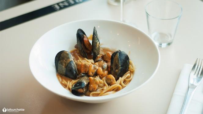Suggestion de plat - Le Roy René, Marseille