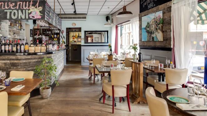 Restaurant - Mister Toni, Den Haag